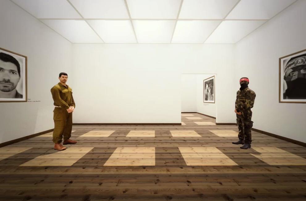 20 MINUTES | Une bouleversante exposition en VR investit l'IMA