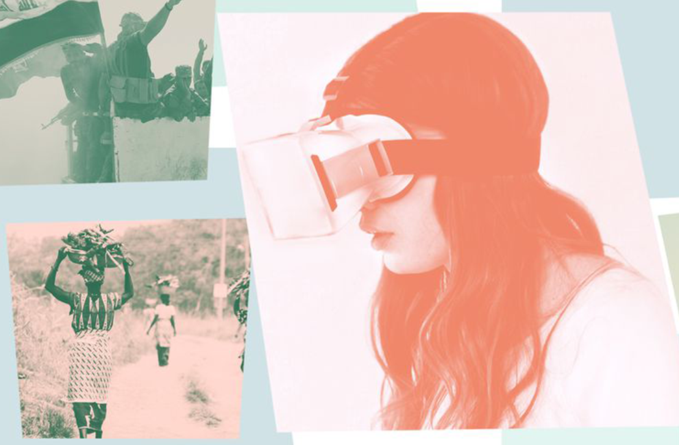 ELLE | What Virtual Reality Can Teach Us About Empathy