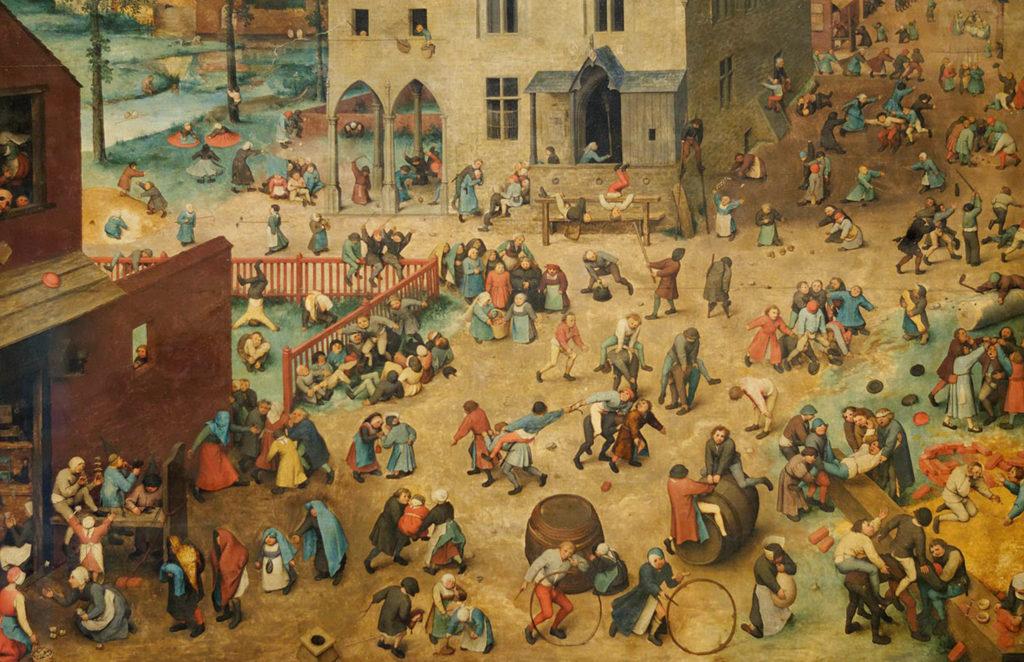 Lucid realities - Bruegel