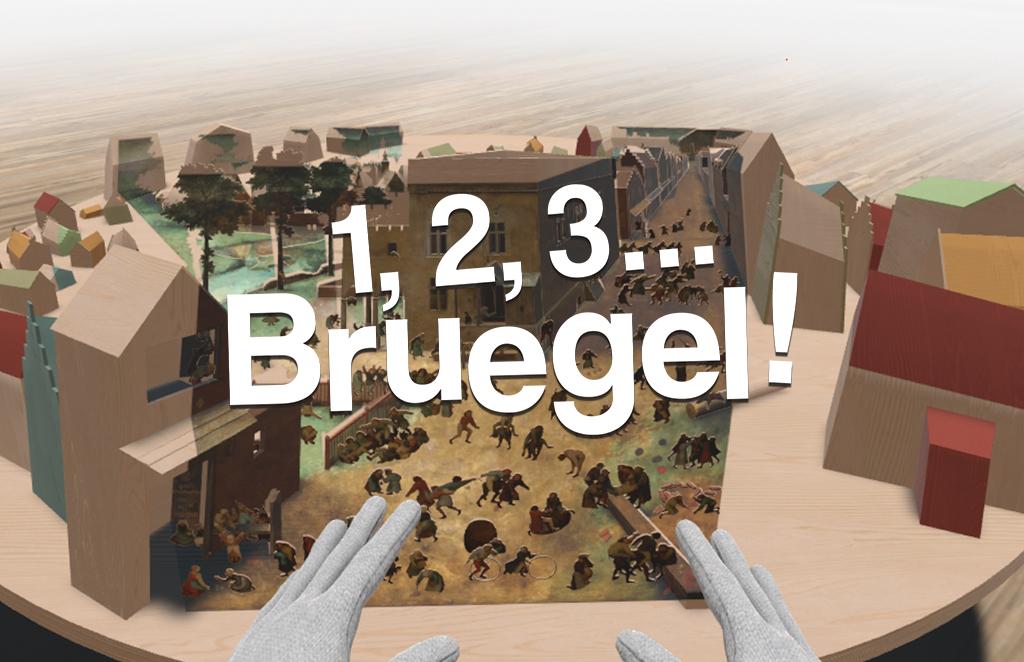 1,2,3 BRUEGEL