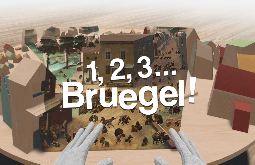 1,2,3 BRUEGEL!