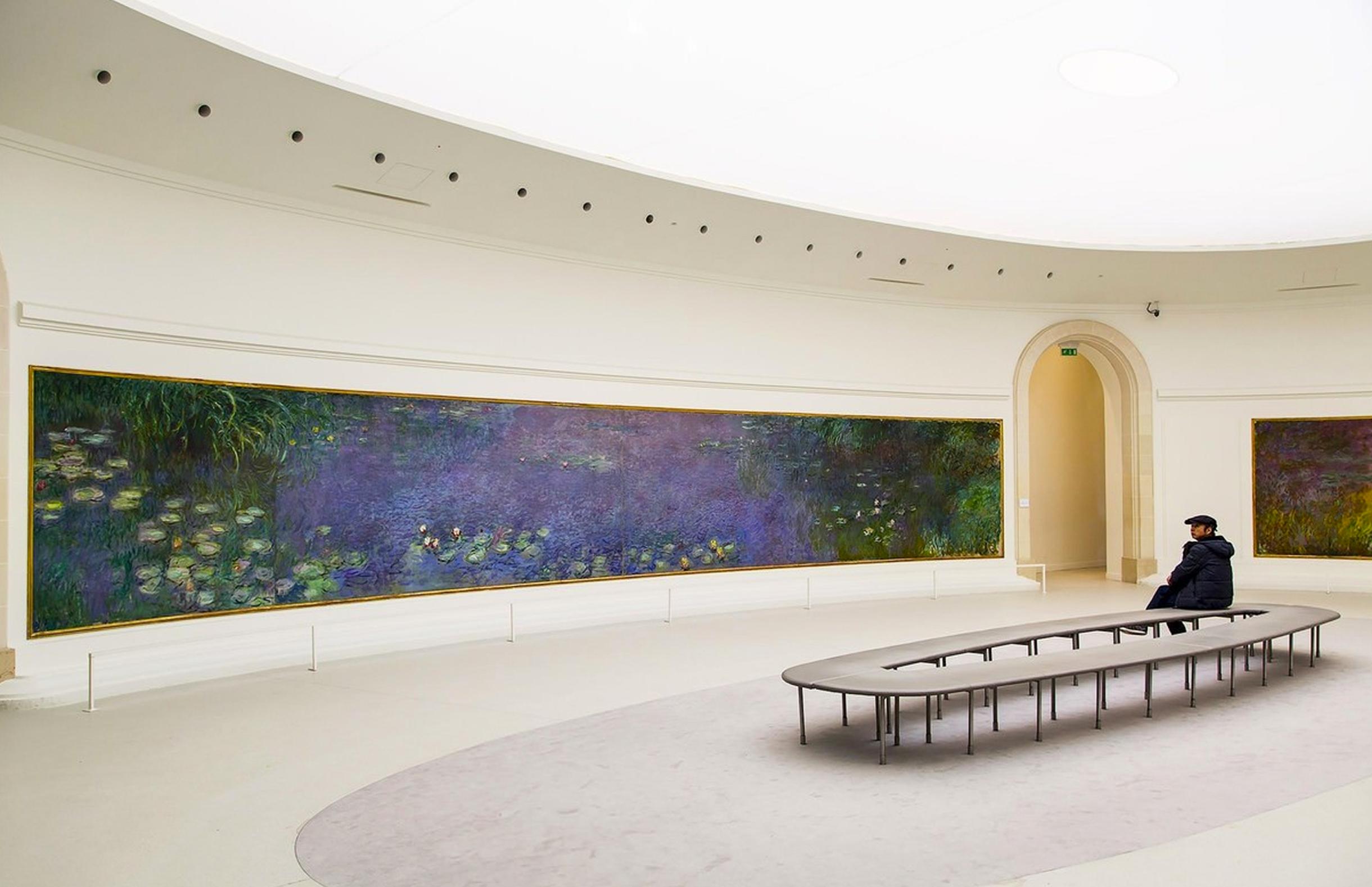 ELLE | La experiencia de realidad virtual que te sumerge en el jardín de Monet