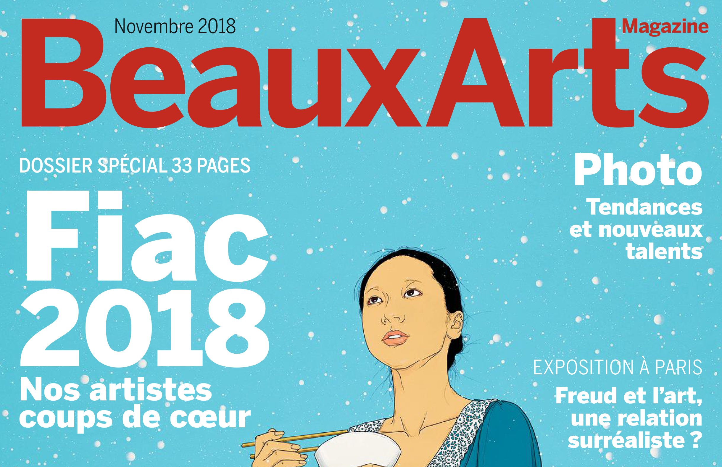 BEAUX-ARTS MAGAZINE | Les Nymphéas en immersion impressionniste