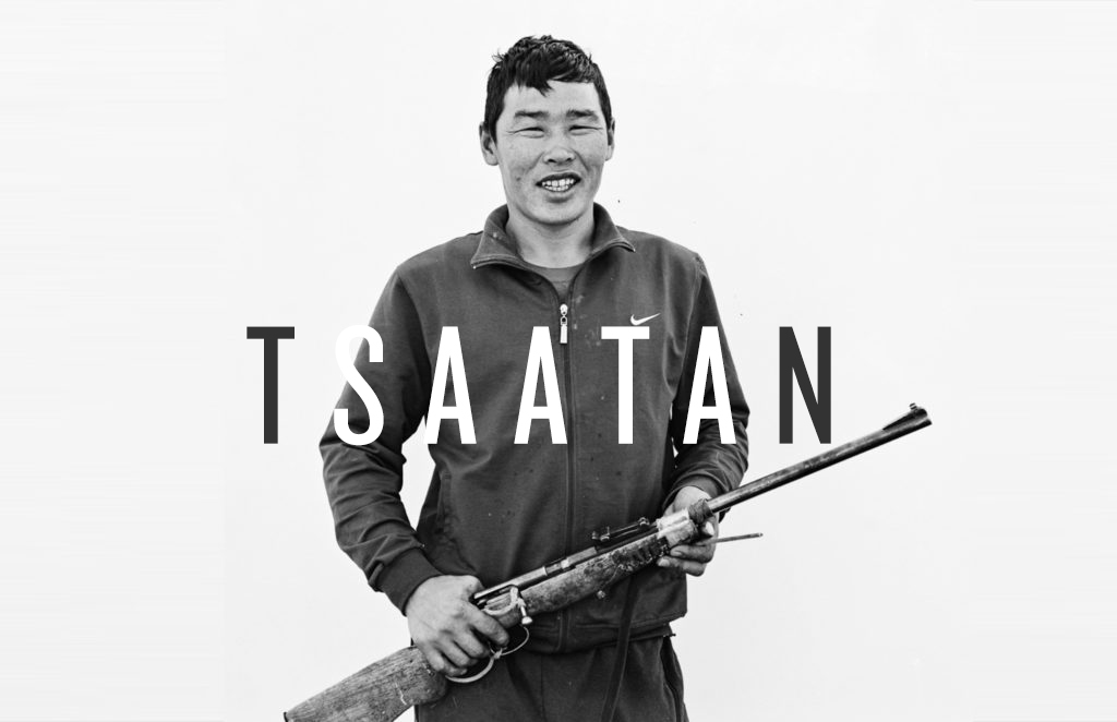 THE LAST OF THE TSAATAN