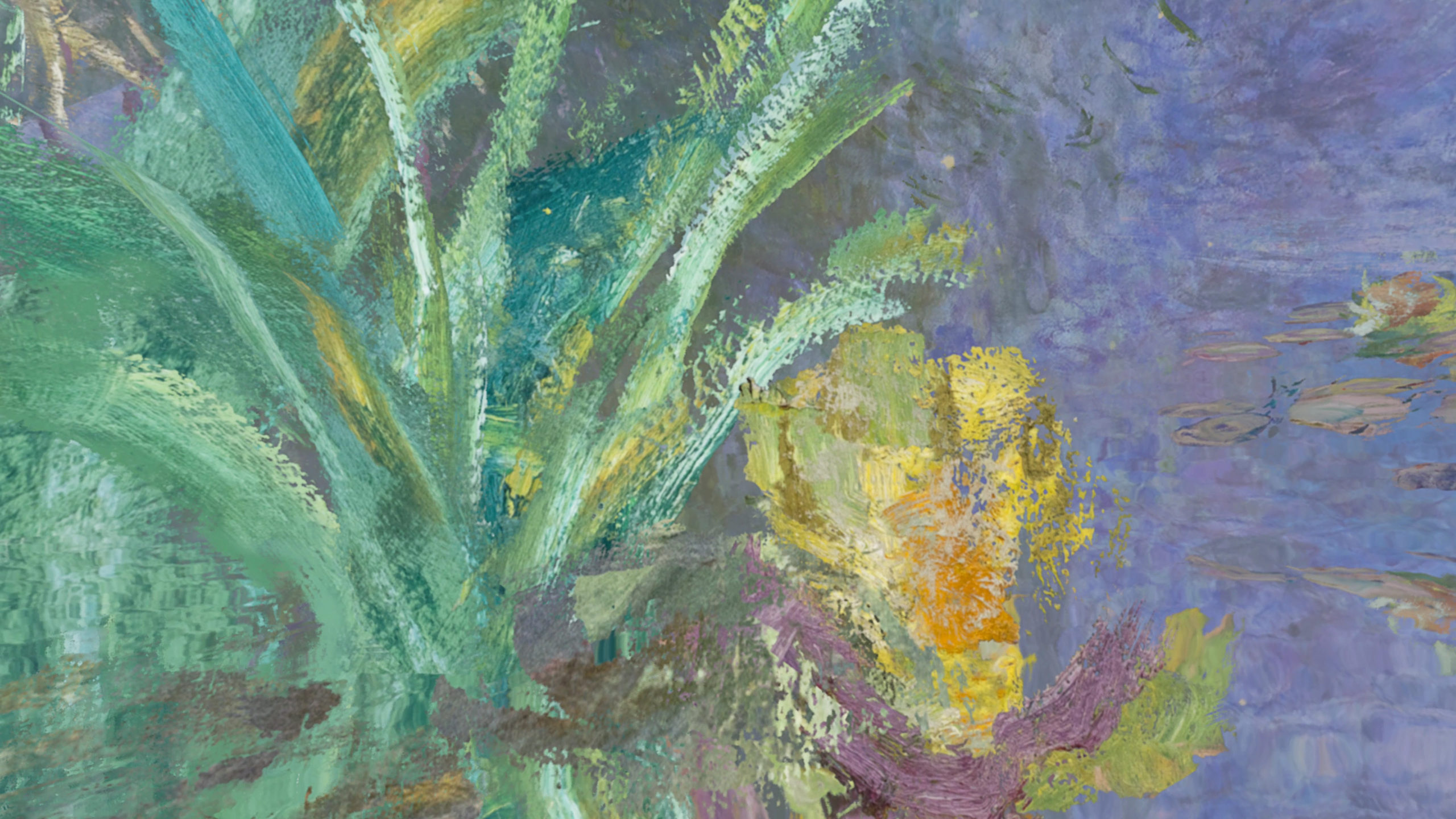 Claude Monet - The Water Lily obsession