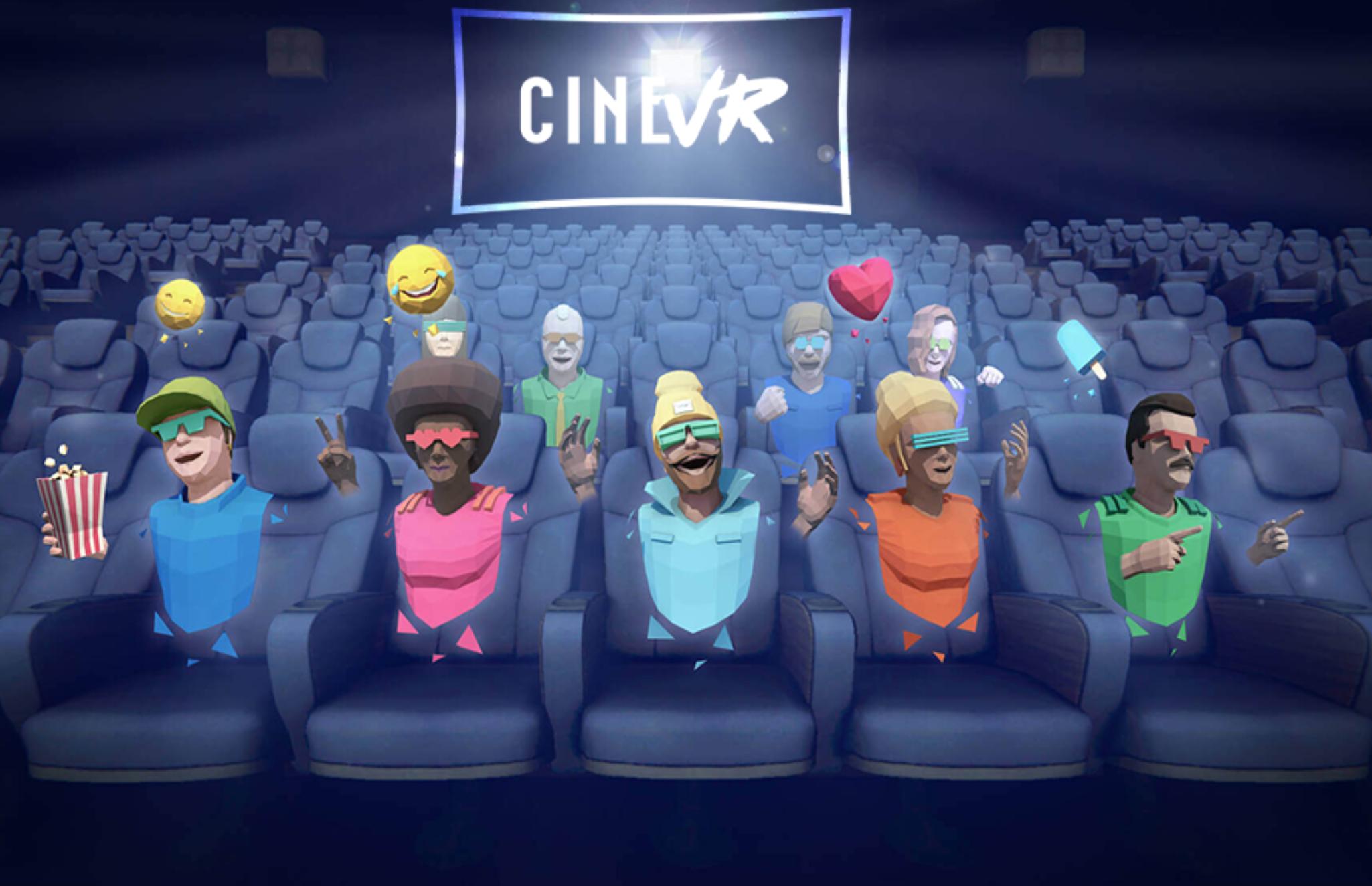 Trois expériences distribuées par Lucid Realities désormais disponibles sur l'application CineVR.