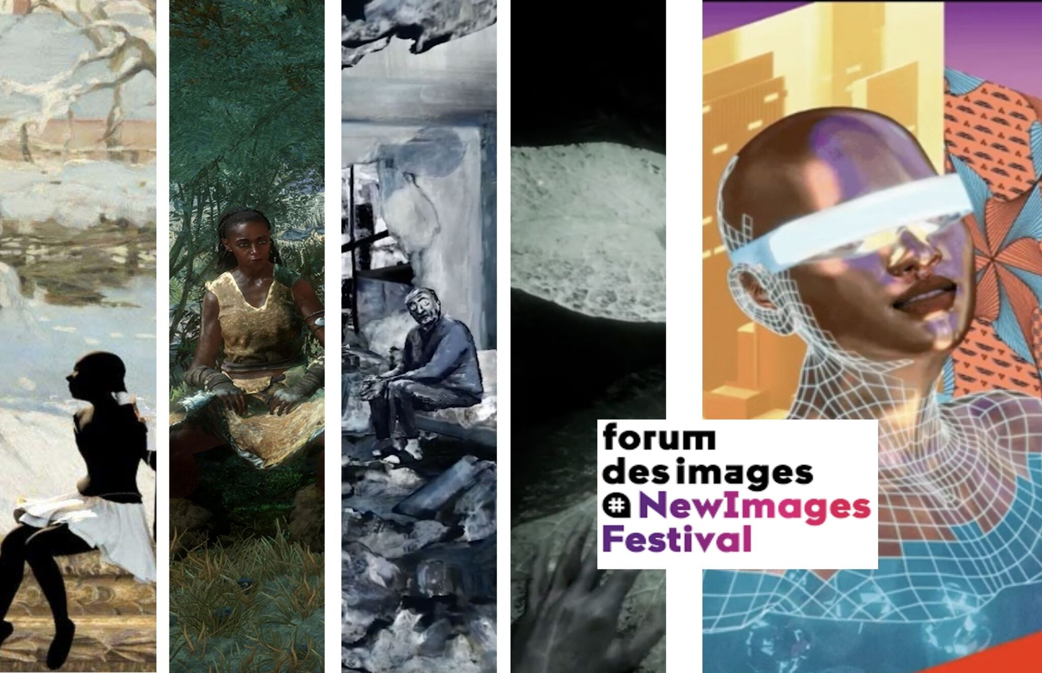 Lucid Realities is thrilled to present four programs at the upcoming NewImages Festival