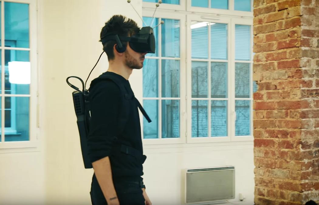 CNEWS | The Enemy : quand la VR raconte la guerre à l'IMA