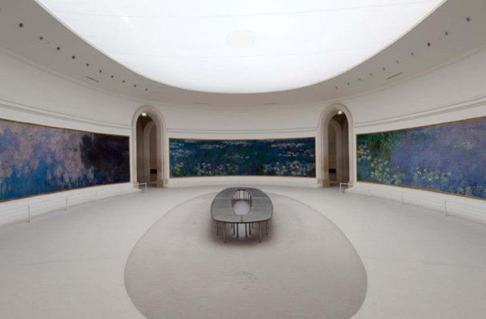 "International premier of ""Claude Monet, the Waterlilies' obsession"