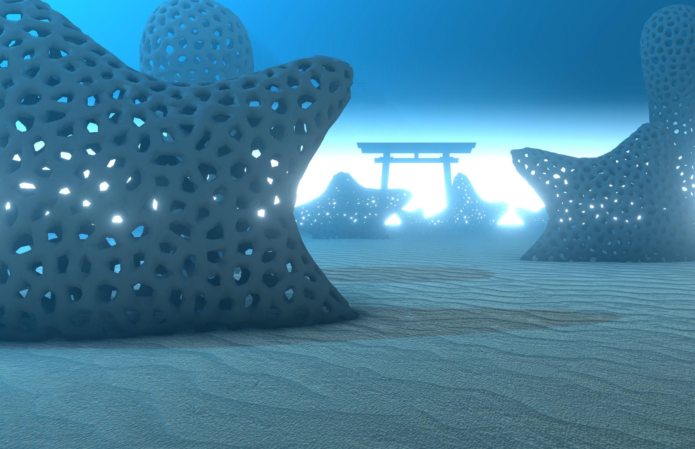 HOSHIZUNA NO HAMA - The Starry Sand Beach