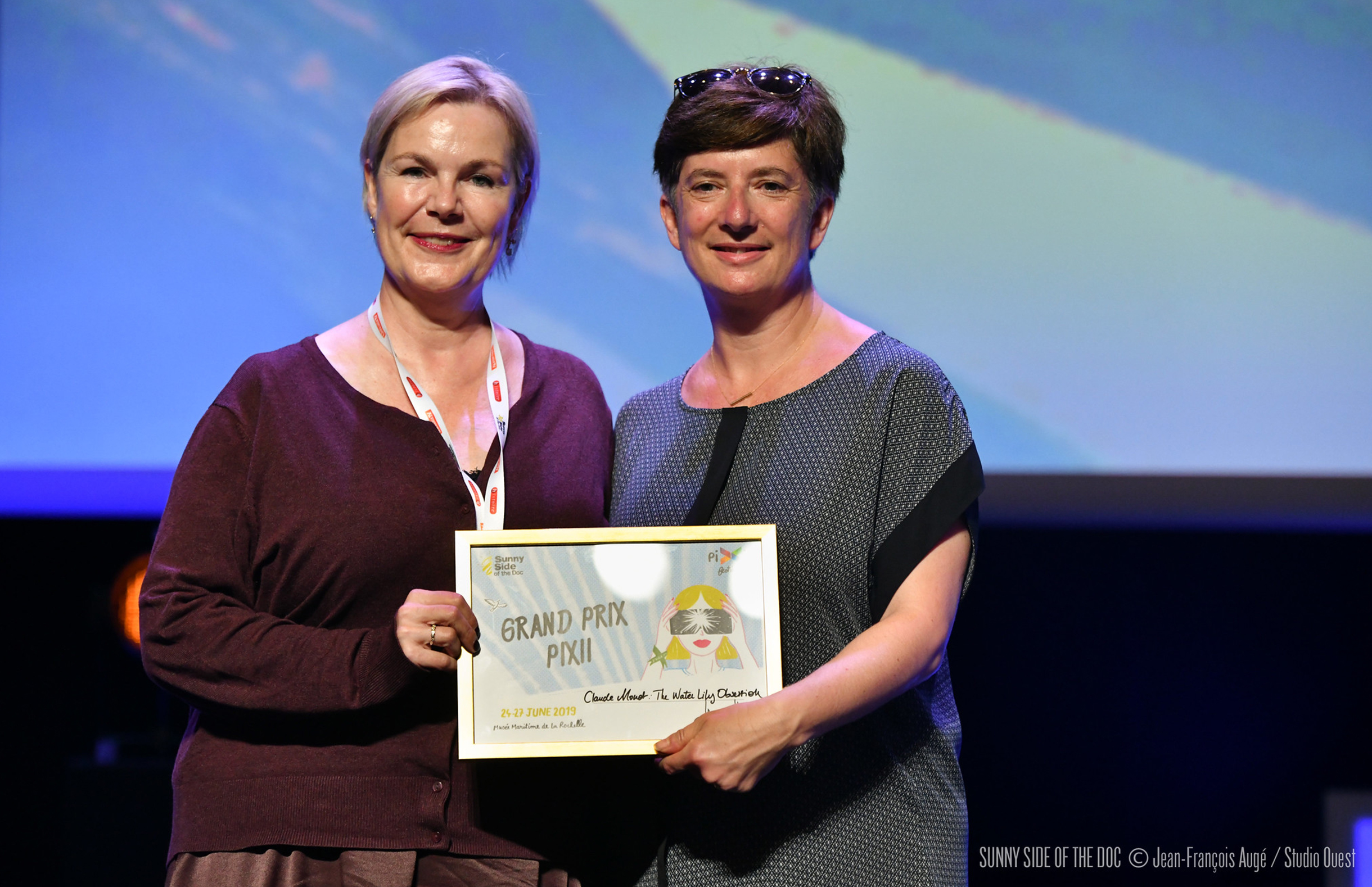 "REALSCREEN | ""The Water Lily Obsession"", ""Nenets vs Gas"" take Sunny Side '19 Awards"