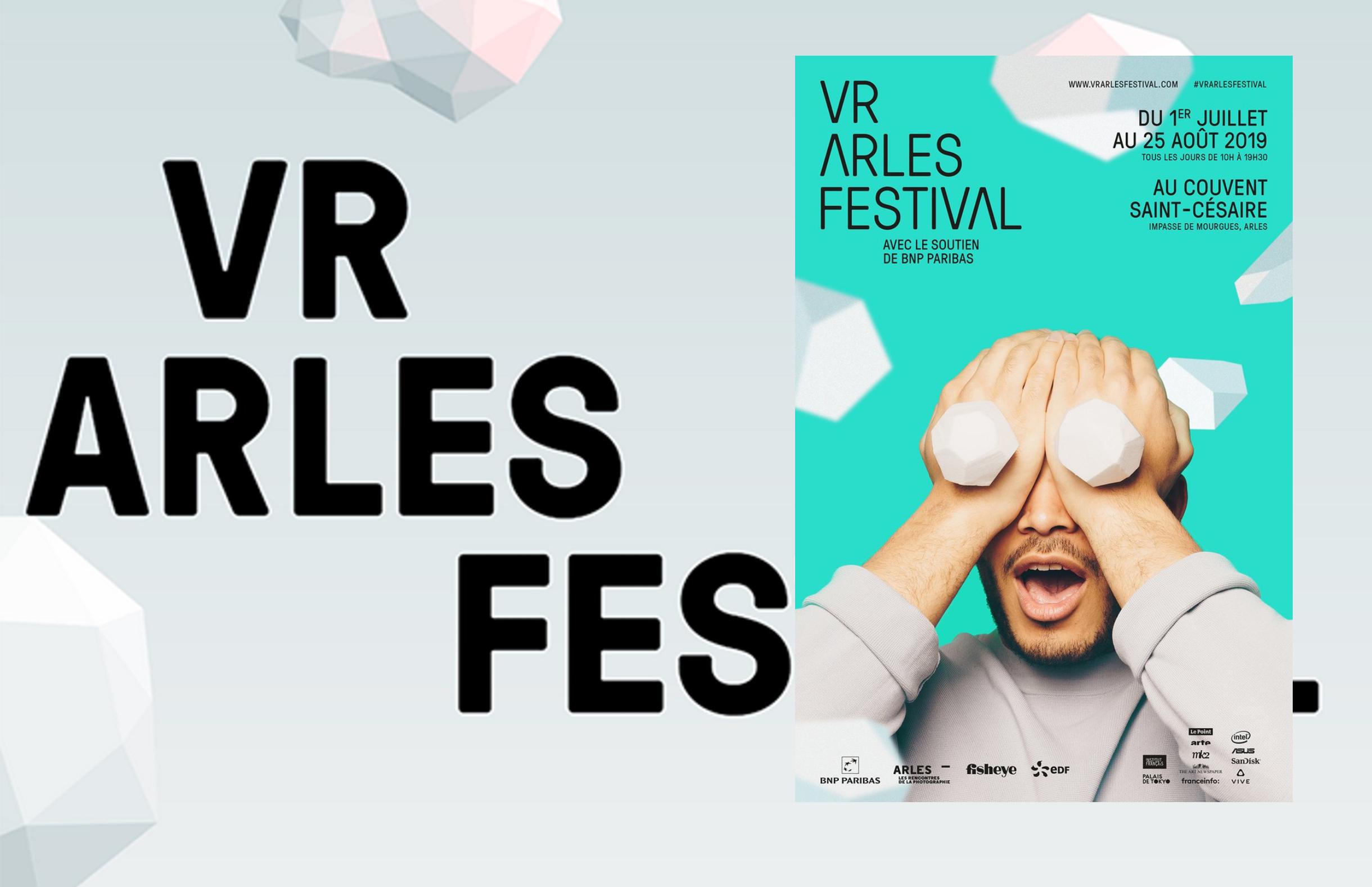 VR ARLES FESTIVAL 2019 | 1,2,3 Bruegel…! en compétition officielle