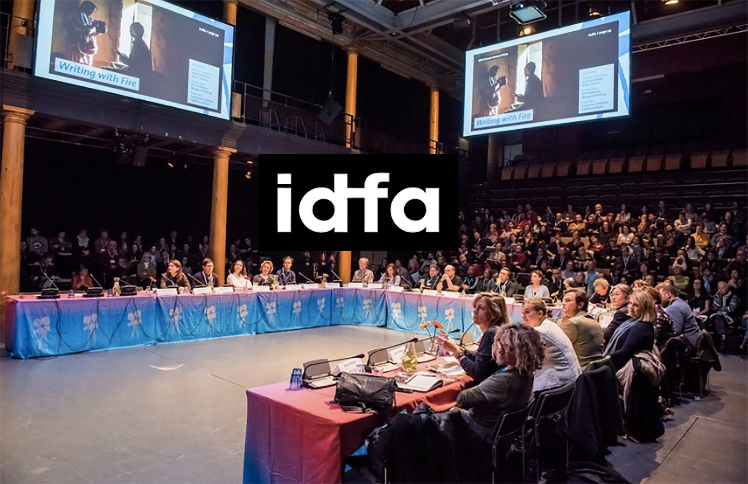 ONE GRAM selected at IDFA Doclab Forum 2019