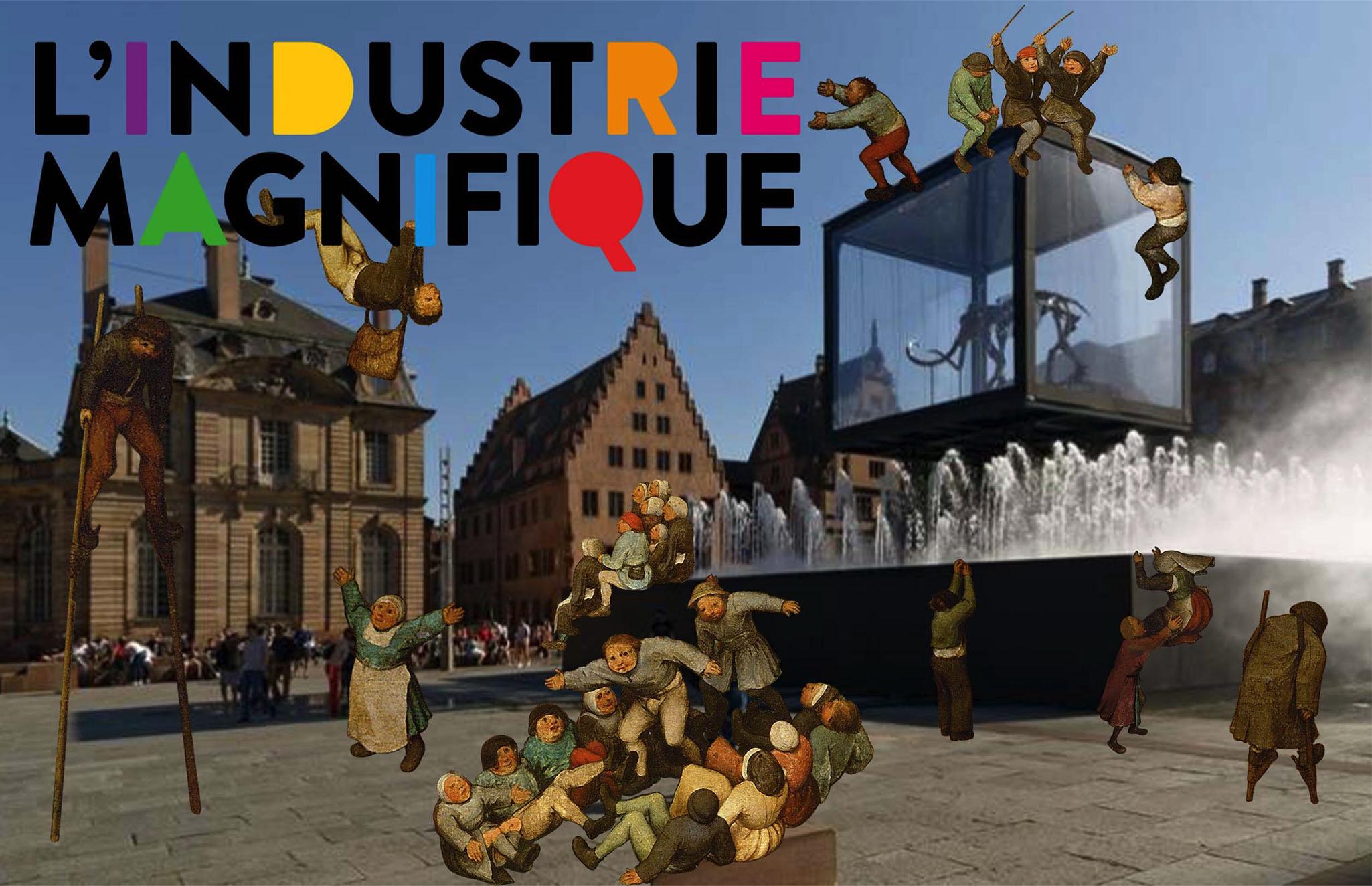 L'édition 2021 de l'Industrie Magnifique de Strasbourg accueille le film à 360°« Condamnés à jouer»
