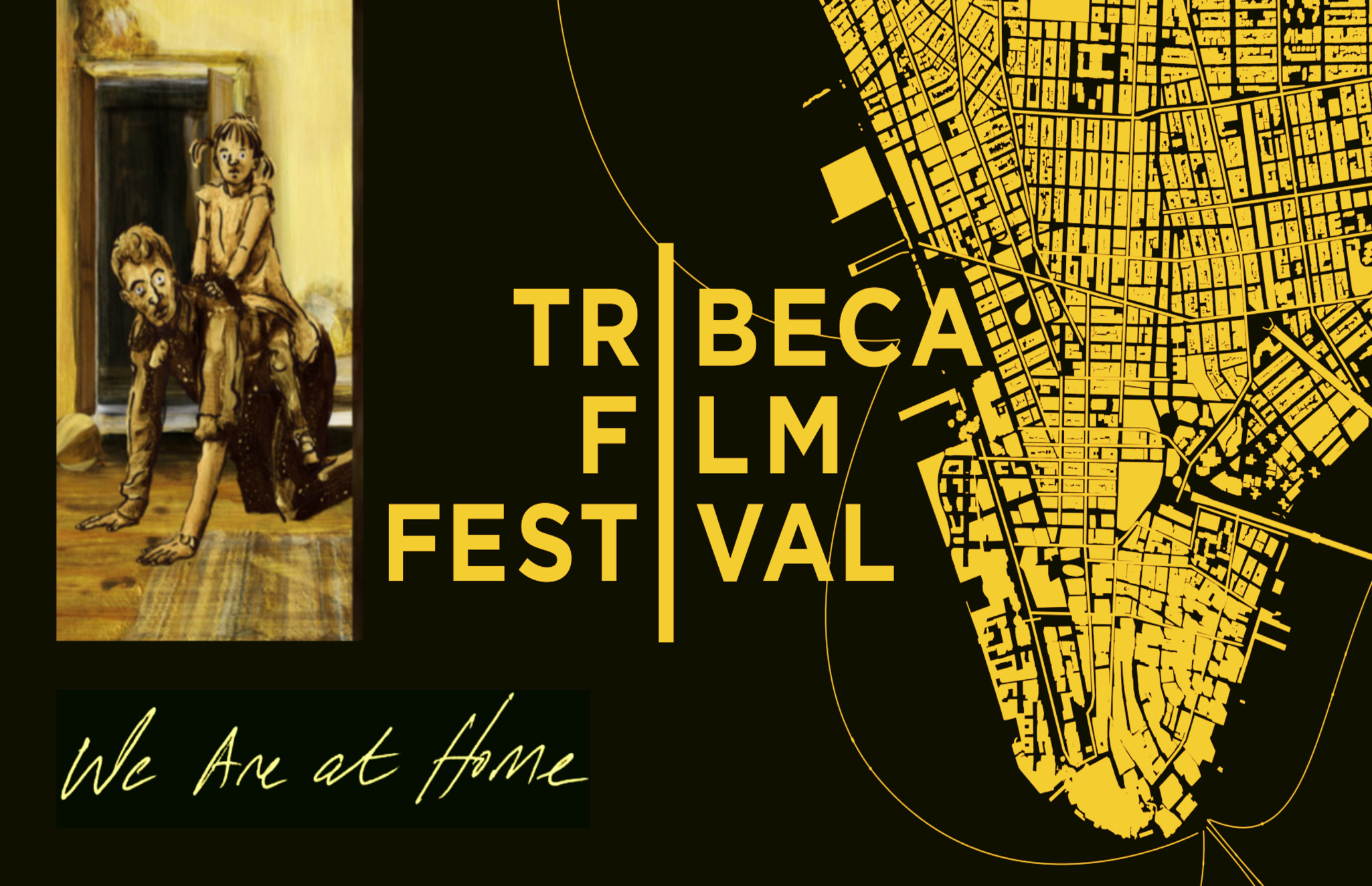 2021 TRIBECA FILM FESTIVAL | Official selection of WE ARE AT HOME as part of Storyscapes competition at Tribeca 2021